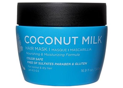 Luseta Coconut Milk Hair Mask 16.9 oz