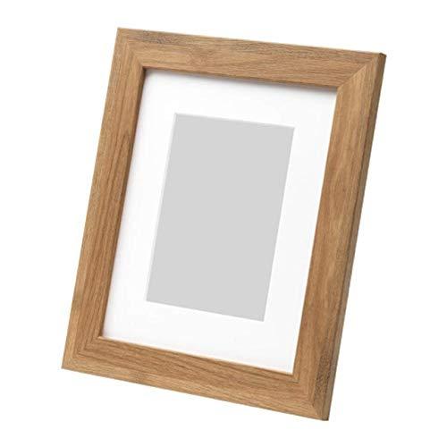 "IKEA Dalskarr Frame Wood Effect Light Brown 603.876.02 Size 8x10 """