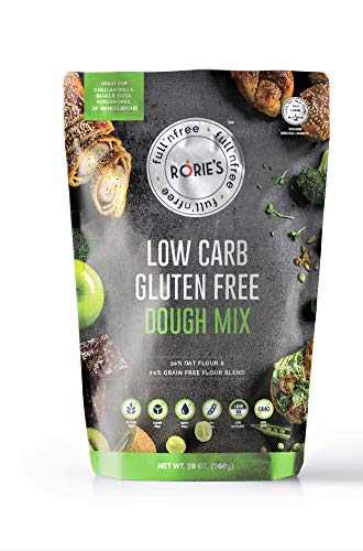 Rorie's Low Carb Gluten Free Oat Dough Mix (20 oz) Living Full N' Free