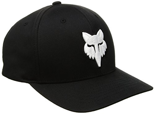 Fox Mens Legacy Heritage 110 Snapback Hat Black