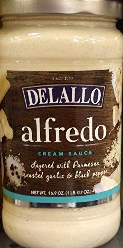 Delallo Sauce Creamy Alfredo