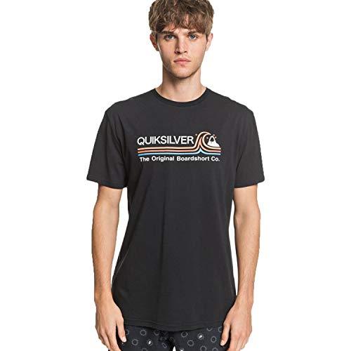 Quiksilver - Stone Cold Classic Camiseta para Adulto