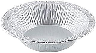 """Pactogo 3"""" Disposable Aluminum Foil Tart Pans Mini Silver Baking Pie Tins (Pack of 100)"""