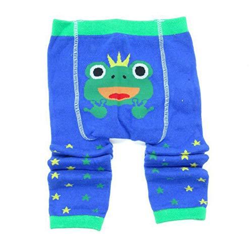 Gyratedream Kinder Katoen Leggings Herfst Winter Cartoon Gebreide Tights Hoge Taille Lange Broek voor 1-3 Jaar Unisex Baby