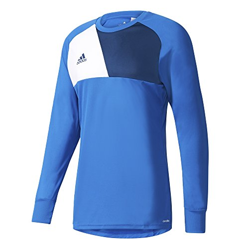 adidas Assita 17 Maillot Homme, Blue/White, S