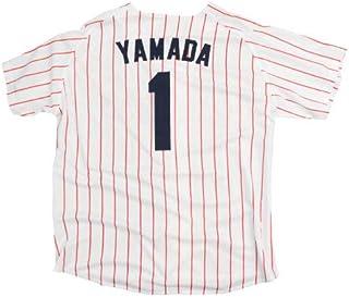 NPB 東京ヤクルトスワローズ グッズ 山田哲人 復刻ユニフォーム (1999-2005ホーム)...