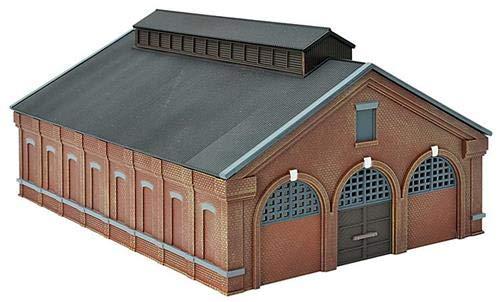 TomyTEC 256298 – Entrepôt modèle ferroviaire Accessoires