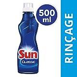 Sun Classic Liquide Rinçage pour Lave-Vaisselle Triple Action 500ml