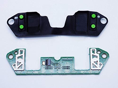 P1 P2 P3 P4 Paddles Power Switch PCB Board for Xbox one Elite & Silicone Rubber Conductive Pad for Xbox one Elite Controller