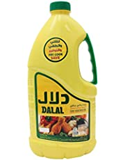 Dalal Pure Vegetable Oil For All Cooking Purposes, 1.5 Liter - Pack of 1