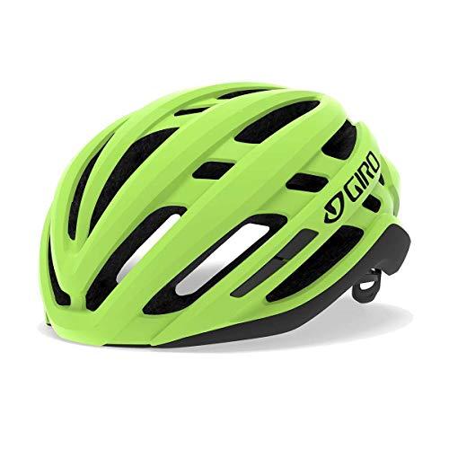 Giro Agilis Helme A, Highlight Gelb, M