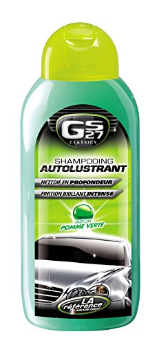GS27 CL130102 Shampooing Auto lustrant