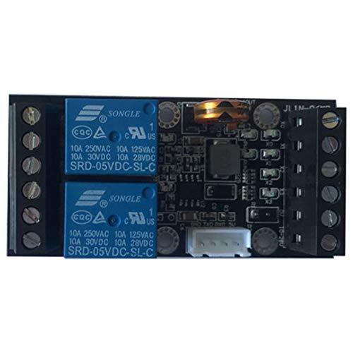 Yoochin 1pack PLC 10-28VDC FX1N-06MR 32Bit High Speed ARM Relay Delay Module PLC Board Support GX Developer/GX WORKS2