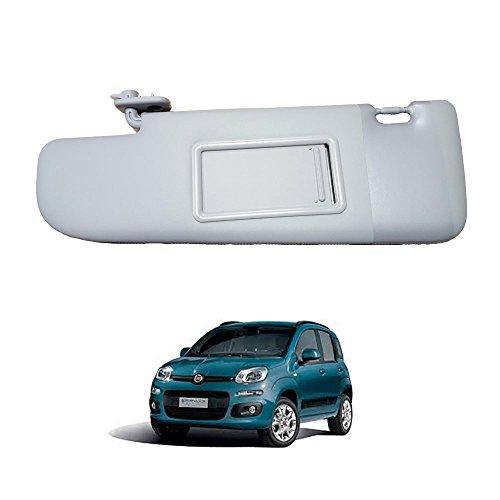 autoSHOP AS092SX ALETTA PARASOLE SINISTRA PER AUTO PANDA DAL 2012 IN POI