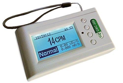 Contador Geiger GQ Electronics gmc-500+ Plus Detector radiación nucleares Medidor rayos X Beta Gamma Counter nuclear Radiation Detector Meter x ray