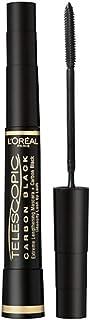L'Oréal Paris Telescopic Carbon Black Maskara, Siyah, 8 ml