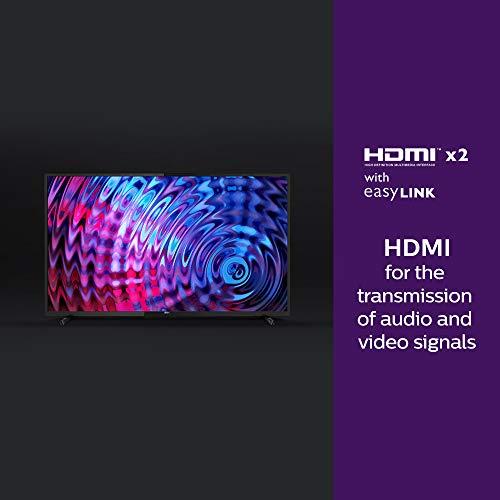 TV LED Full HD 80 cm Philips 32PFS5803 Téléviseur LCD 32 pouces TV Connectée : Smart TV Netflix Tuner TNT/Câble/Satellite