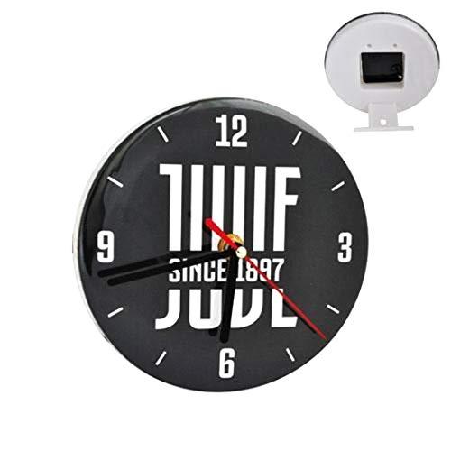 orologio da parete juve OROLOGIO DA PARETE O TAVOLO JUVE JUVENTUS PRODOTTO UFFICIALE REGALO