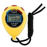 1 PZ Digitale Sport Contatore Timer Professionale Atletico Cronometro Portatile Gioco All'aperto Timer Ora Meter Strumento