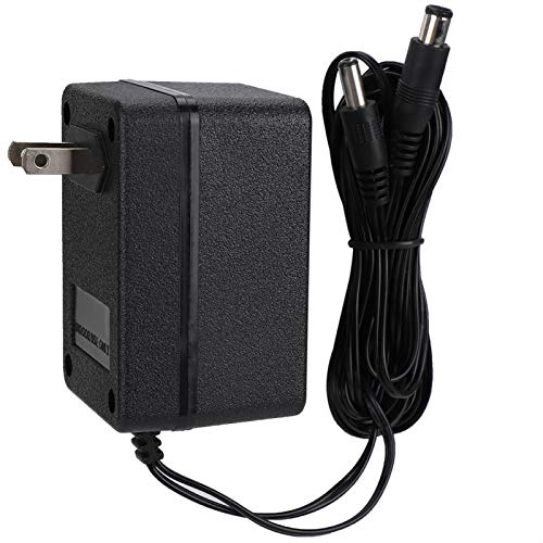 YunsHanSJ Power Supply Brick with Power Cord, Power Adapter US 110-240V, 3 in 1 Game Console Charger, Designed for NES/SNES/Genesis Game Consoles