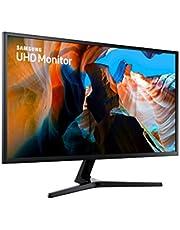 Samsung LU32J590UQUXEN 32-Inch 4K Ultra HD 3840 x 2160 LED Monitor - 2xHDMI, Displayport, Black