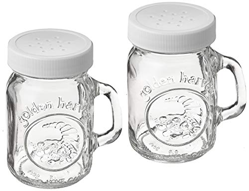 Ball Jarden Home Brands 40501 4 Oz. Salt or Pepper Shaker(2 PACK), Clear