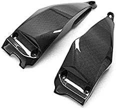RC Carbon Fiber Ram Air Intake Side Covers Ducati Streetfighter / 848 / S