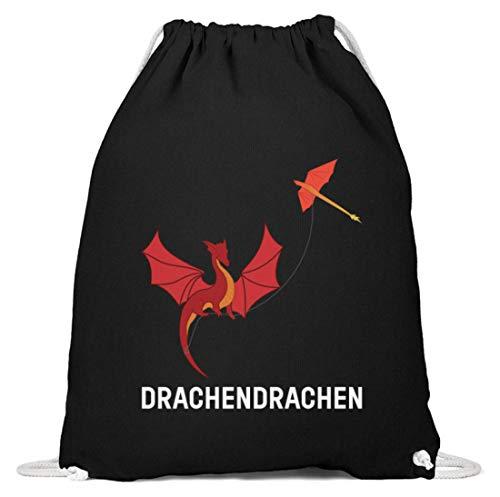 Chorchester voor draken en drakenvliegen - Katoen Gymsac
