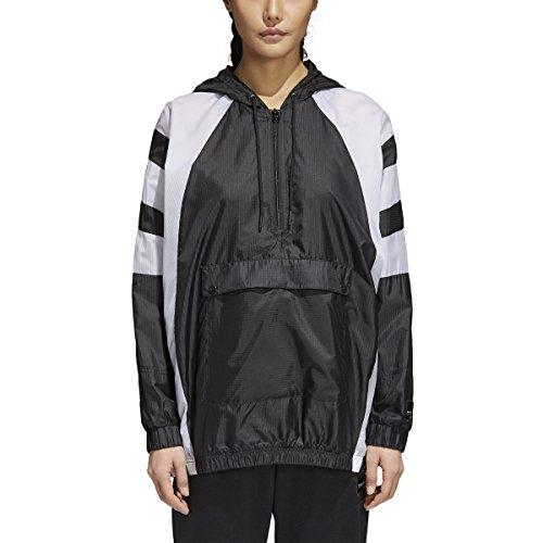 adidas Originals Para mujer F1725W147  Chamarra contra viento -  negro -  X-Small