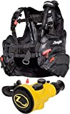 Zeagle Ranger BCD with Octo-Z (X-Large, Yellow)