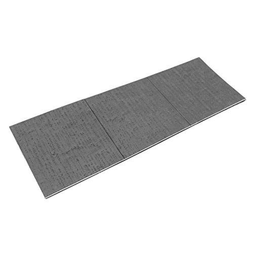 Sinkology SDAMP9-6x6 x 6 in. 70 mil Kitchen Sink Sound Dampening (9 Pads per Kit)
