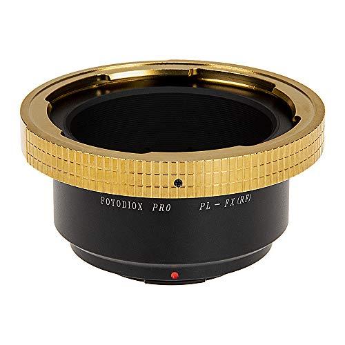 Fotodiox Pro–Adaptador de Montura de Lente de Arri PL Mount a Fujifilm X-Mount Mirrorless–para Cámaras Fujifilm Mirrorless cámaras Digitales como el X-Pro1, X-E1
