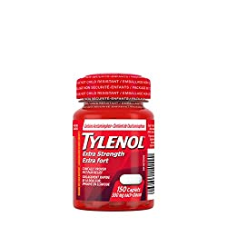 Tylenol can help ease the aches and pains as well as headaches from the flu.