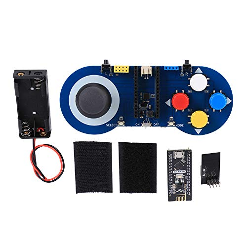 Robot Handle Control, Good Performance Wireless Control Handle, Robot Cars Remote Control Device for DIY Enthusiasts Robot