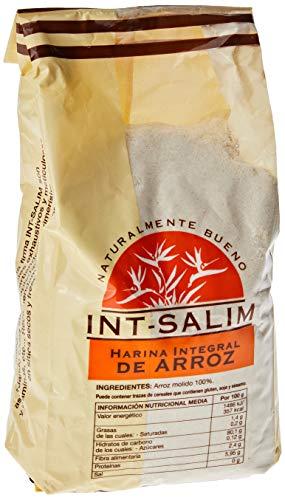INT-SALIM HARINA ARROZ INTEGRAL