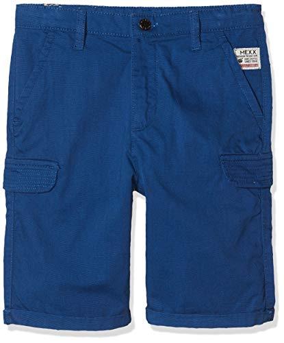 Mexx Jungen Shorts, Blau (Navy Peony 194029), (Herstellergröße: 164)