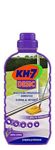 KH-7 | Friegasuelos | Aroma a lavanda | Friegasuelos repelente de hormigas e insectos | Prevención hasta 15 días | Ideal para hogares con animales | Formato único