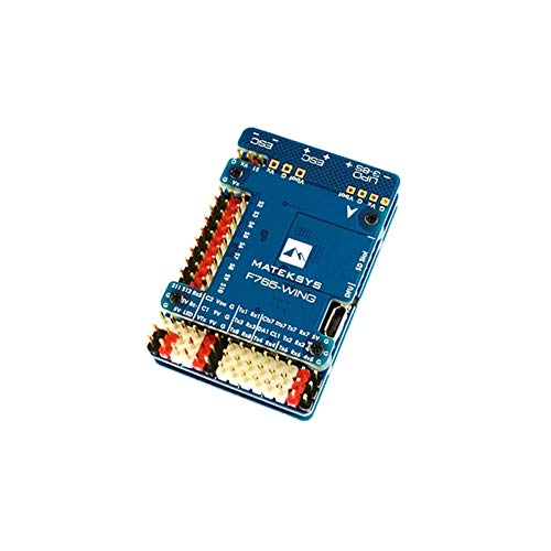 XuBa Matek Systems F765-WING STM32F765VI Flight Controller Built-in OSD for RC Airplane Fixed Wing Halloween