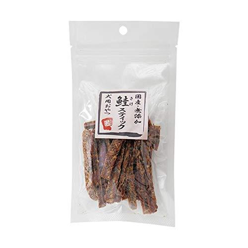 ドッグツリー 犬用おやつ 自然素材 国産&無添加・無着色 お魚 鮭(さけ) スティック 2セット 鮭