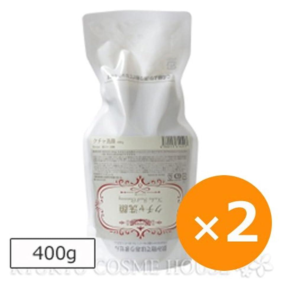 Ryuspa リュウスパ クチャ洗顔 400g×2個 エコパウチ 詰め替え用