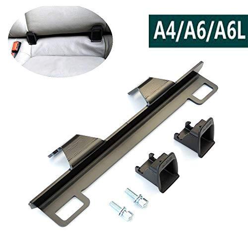 Maso Kit de Fijación Universal, Anclaje para Silla de Coche Infantil, para Conector de Sistema Isofix para Cinturón de Seguridad