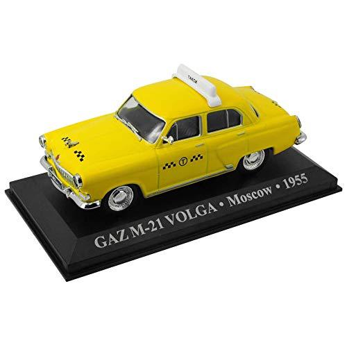 Altaya by Ixo Modelo de Coche en Miniatura Tipo para GAZ M-21...