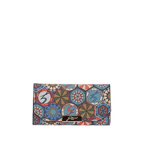 Gattinoni BINTD7639WPGM39 Multicolor Portafogli Donna