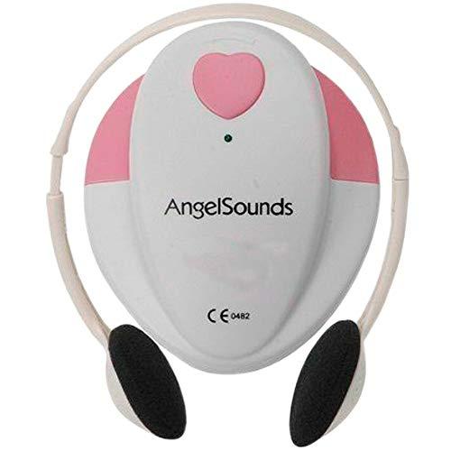 Mobiclinic, AngelSounds, Detector fetal, Monitor de latidos