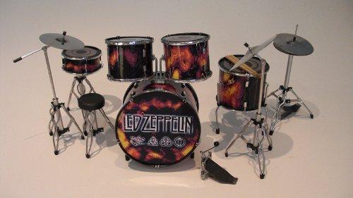 RGM315 John Bonham Led Zeppelin kit de batería en miniatura