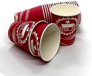 اكواب ورقية للشاي والقهوة ذا باك، 7 اونصة، 50 قطعة