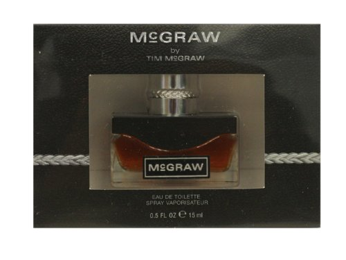 Mcgraw cologne by tim mcgraw edt spray .5 oz 0.5 oz for men