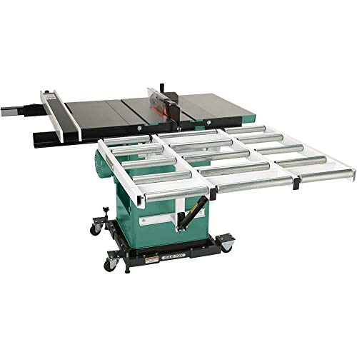 HTC HOR-1038 Outfeed Roller System For Table Saws