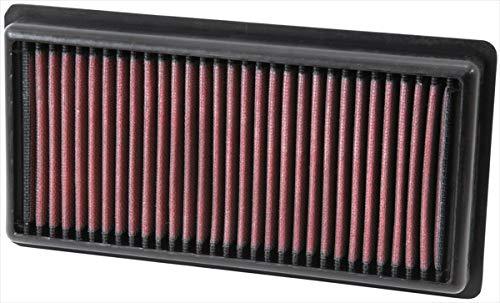 K&N 33-3006 Filtri Aria Sostitutivi Auto, Lavabile e Riutilizzabile