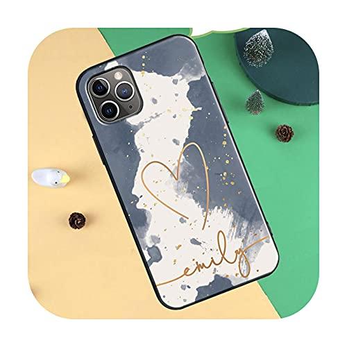 Funda de TPU para iPhone 11 Pro Max XR X XS Max 6S 8 7 Plus SE 2020 12 Pro Max Mini Cover - 12654-Para iPhone 7